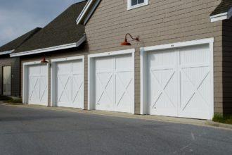 fotografia bramy garazowe uchylne
